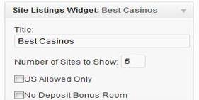 Gambling Wordpress Themes