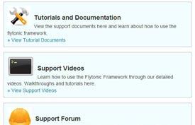Flytonic Framework