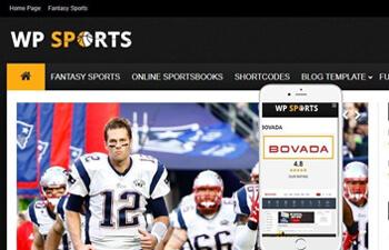 sports news theme