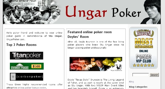 UngarPoker
