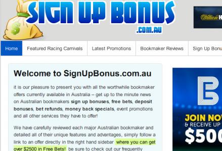 signupbonus.com.au