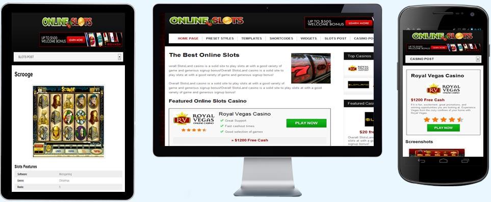 best casino wordpress themes, Image, Gaurav Tiwari