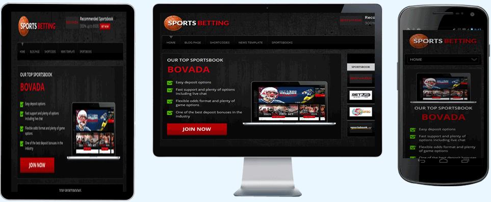 Poker affiliate website