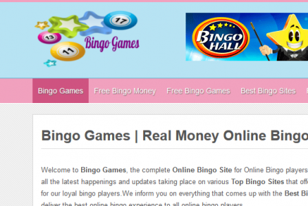 bingo theme