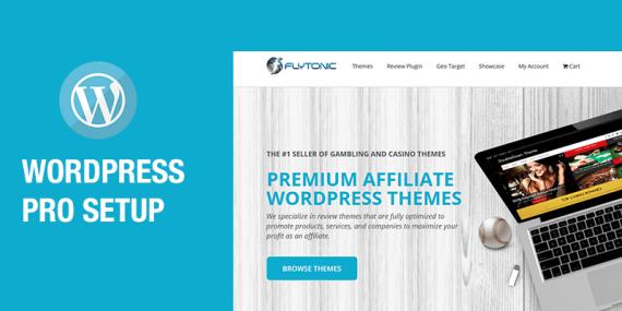 pro wordpress setup