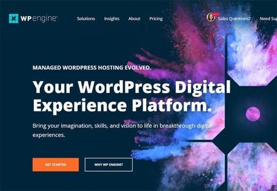 wpengine-web hosting