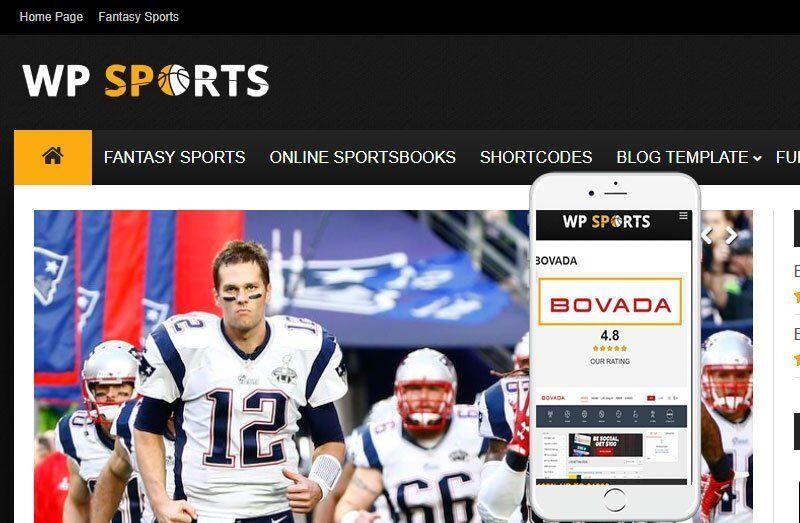 Best sports wordpress themes