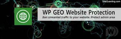 WP Geo website protection
