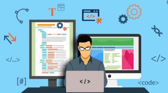 Who is a web developer?
