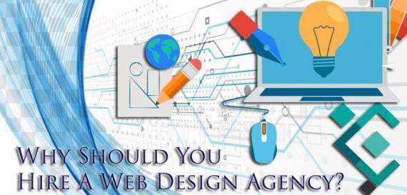 Hire a Web Design Agency