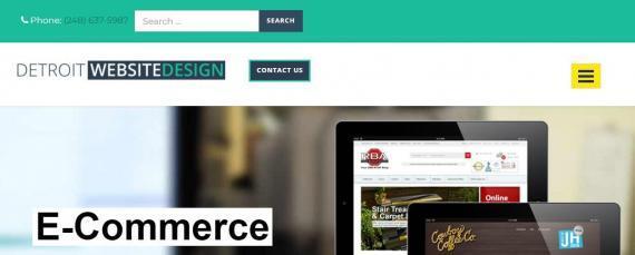 Detroit Website Design
