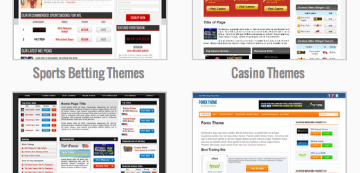 Free WordPress Gaming Themes