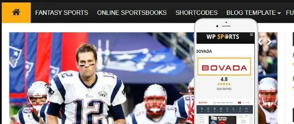 WordPress-sports-news-theme