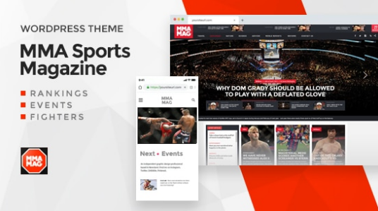 MMA-Sports-Magazine-Theme
