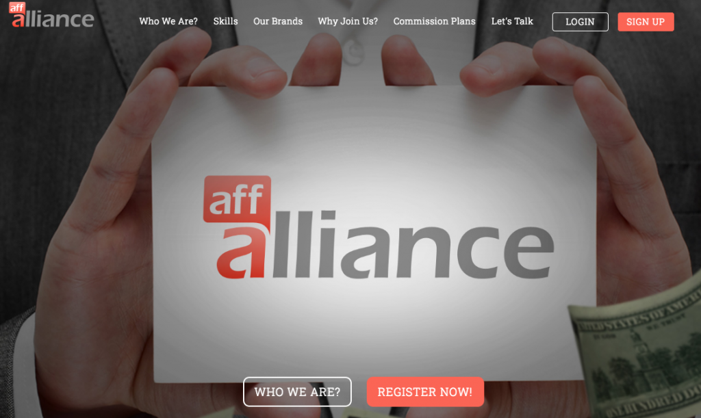 AffAlliance - Casino Affiliate Programs in India