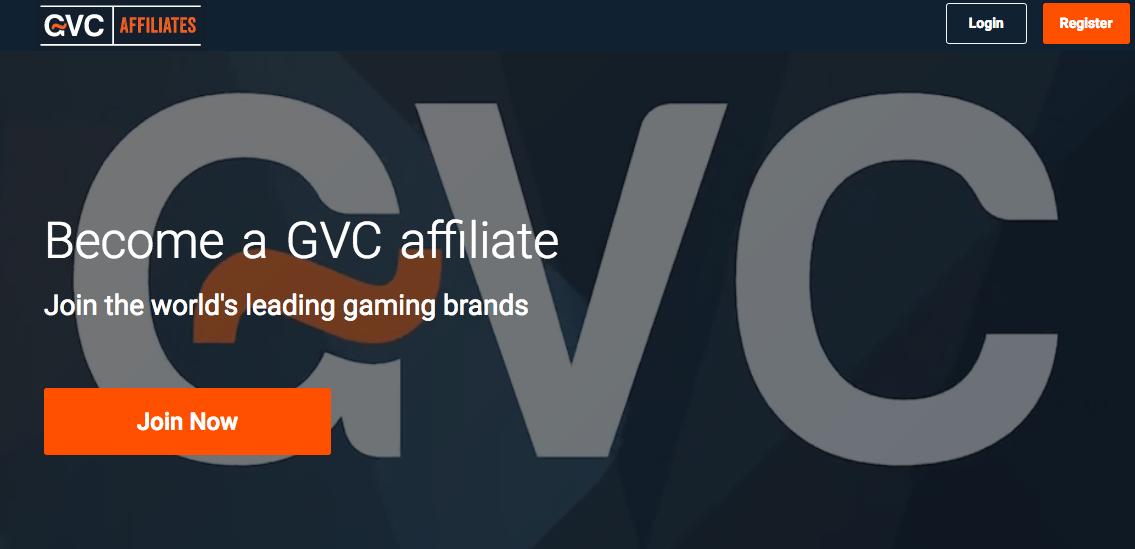 GVC Affiliates program