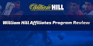 William Hill Poker Affiliate Program