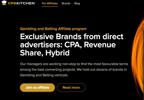 CPA-kitchen-Sports Betting Affiliate Programs