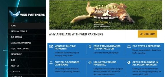Web-Partners-Affiliate-Program