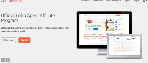 Lottery-Partner