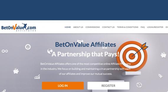 BetOnValue-Affiliates - Sports Betting Affiliate Programs In Australia