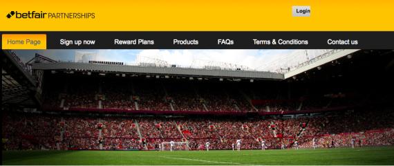 Betfair Affiliate Program - Sports Betting Affiliate Programs In Canada