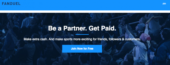 Fanduel Affiliate Program - Sports Betting Affiliate Programs In Canada