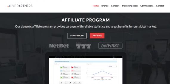 Affiliate-Program-Casino-Affiliate-LivePartners - Sports Betting Affiliate Programs In Australia
