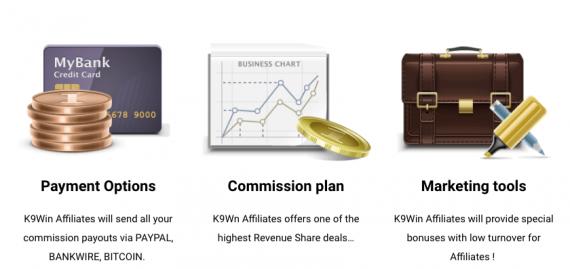k9win affiliates program