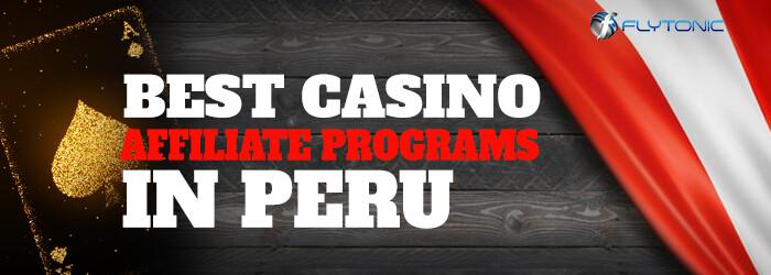 est Casino Affiliate Programs in Peru.