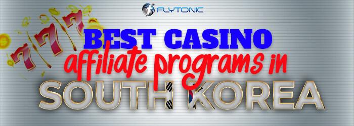 Best Casino Affiliate Programs in South Korea