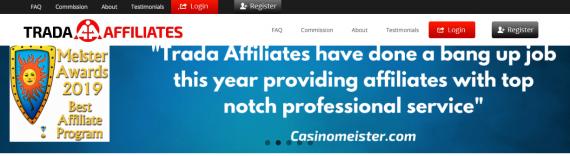 TradaAffiliates - casino affiliate programs in france