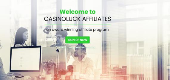 CasinoLuck-Affiliates finland - Casino Affiliate Programs in Finland