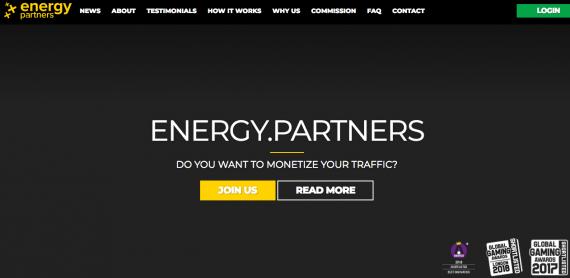 EnergyCasino Partners