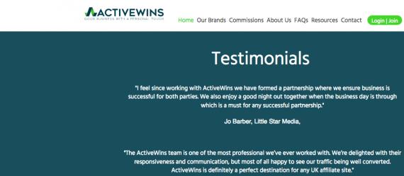 ActiveWins.