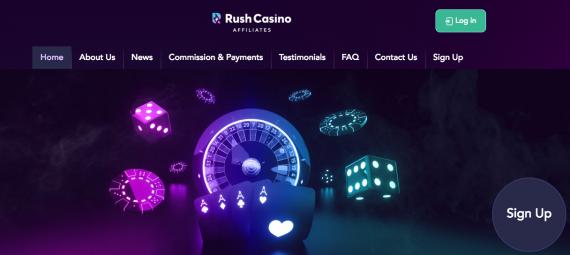 Rush Casino Affiliates